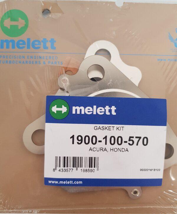 ACURA HONDA TURBO GASKET KIT MELETT 1900-100-570 FOR ...